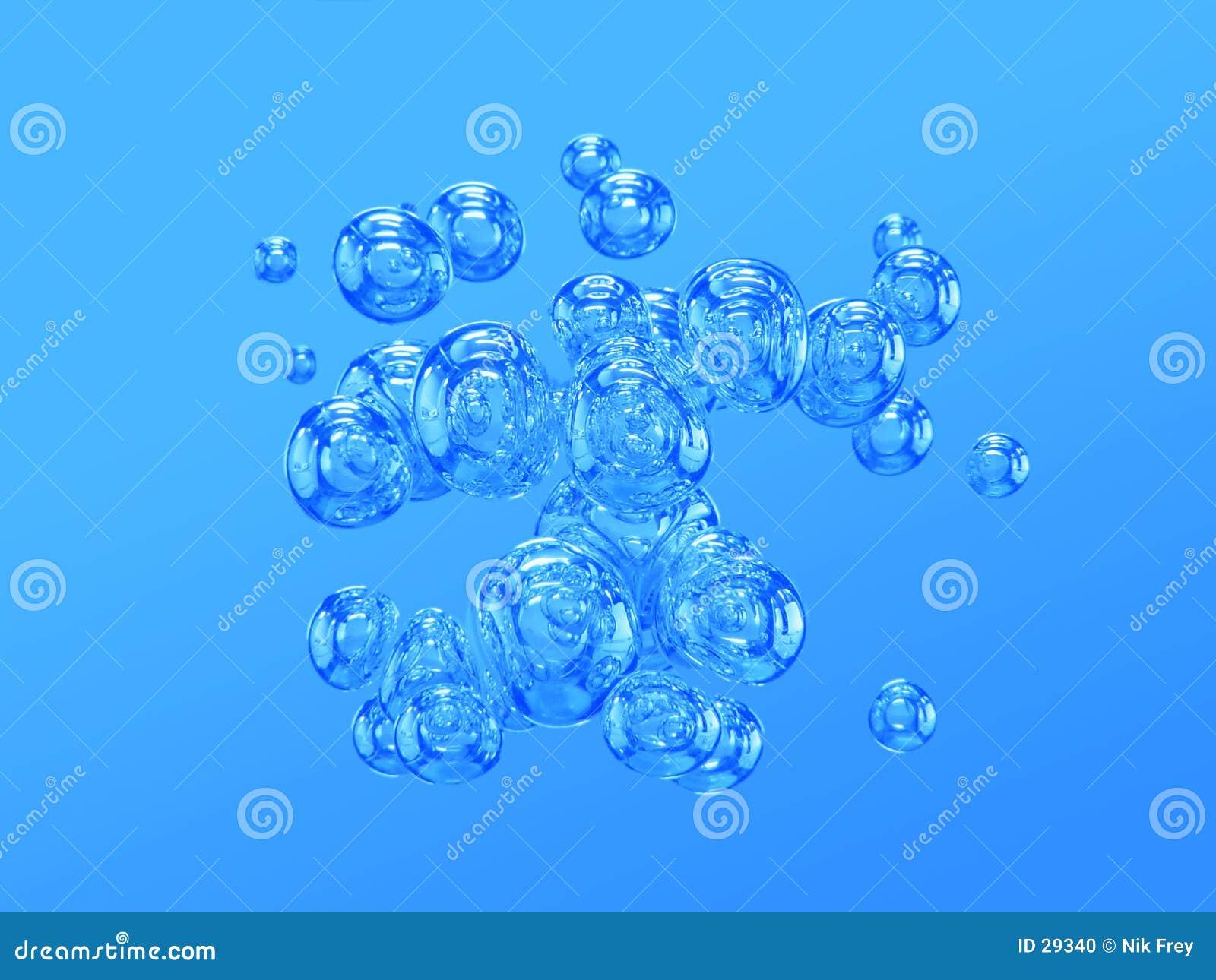 Burbujas de aire