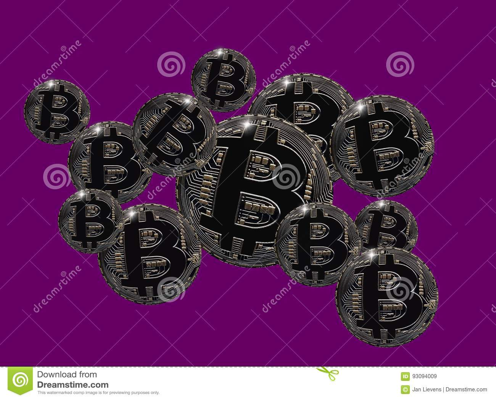 Burbujas de Bitcoin