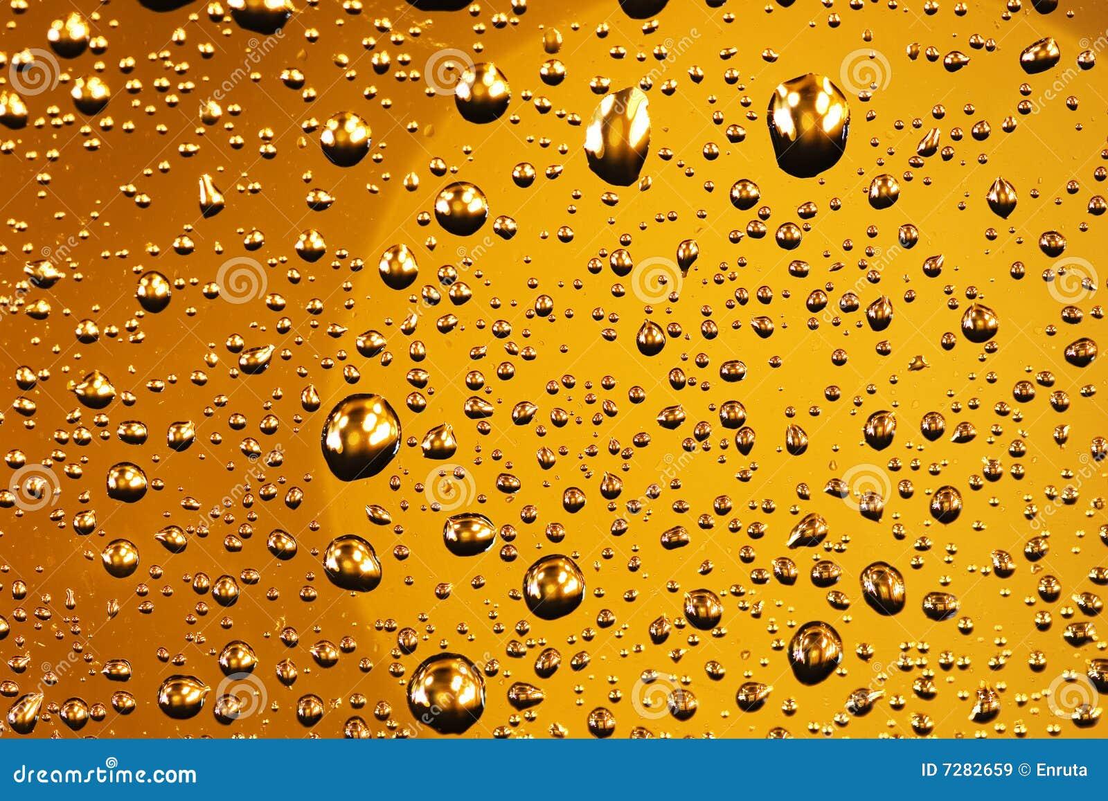 Burbujas de oro