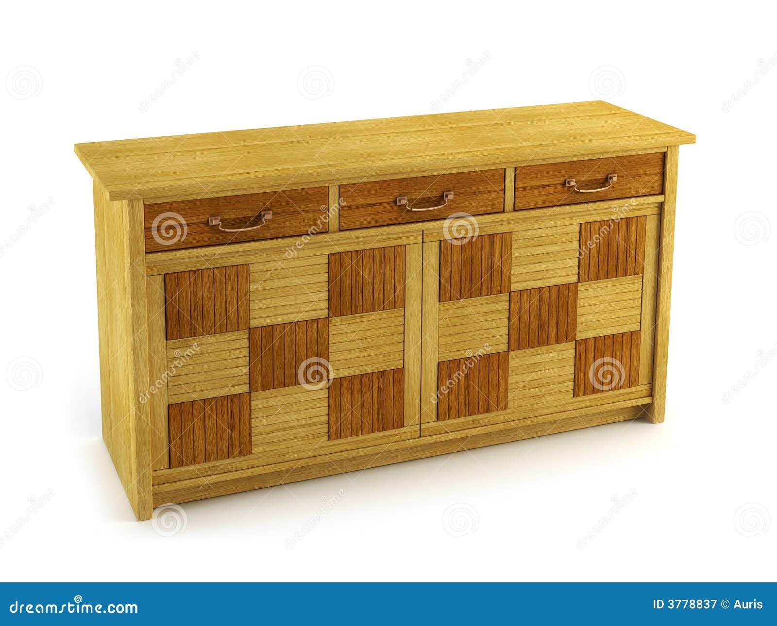 bureau 3d rendering royalty free stock photography image 3778837. Black Bedroom Furniture Sets. Home Design Ideas