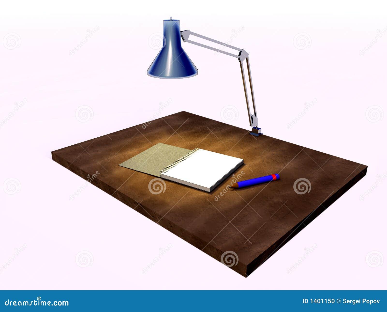 Bureau d écriture