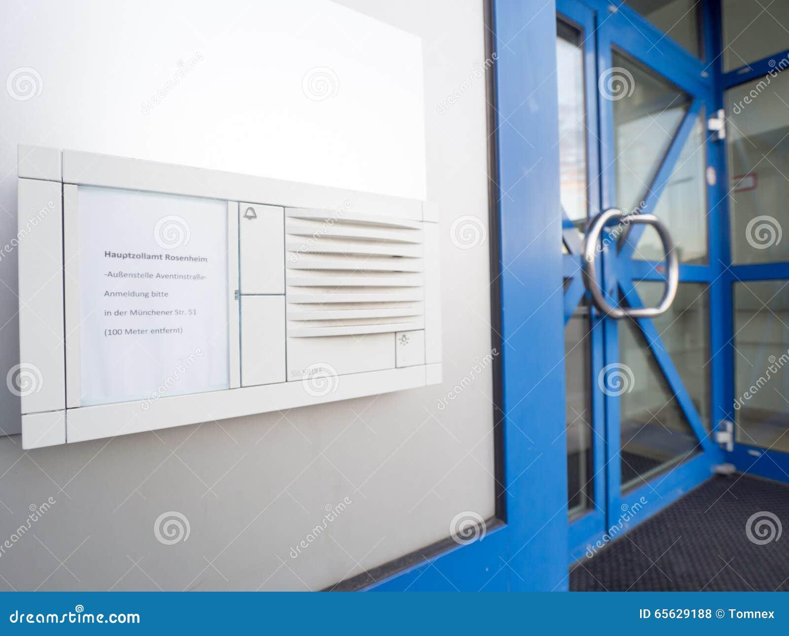Bureau de douane en chef Rosenheim