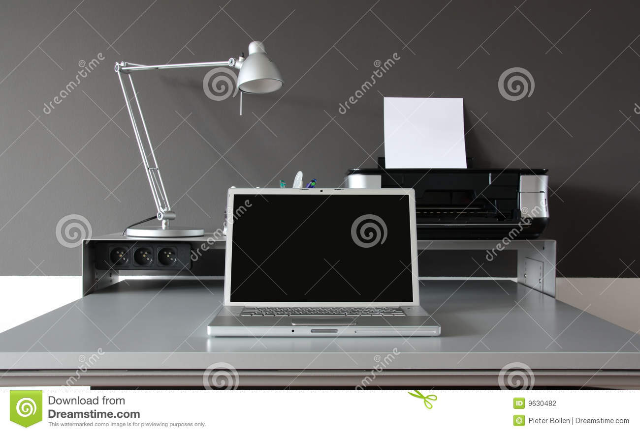 Bureau de face de Home Office