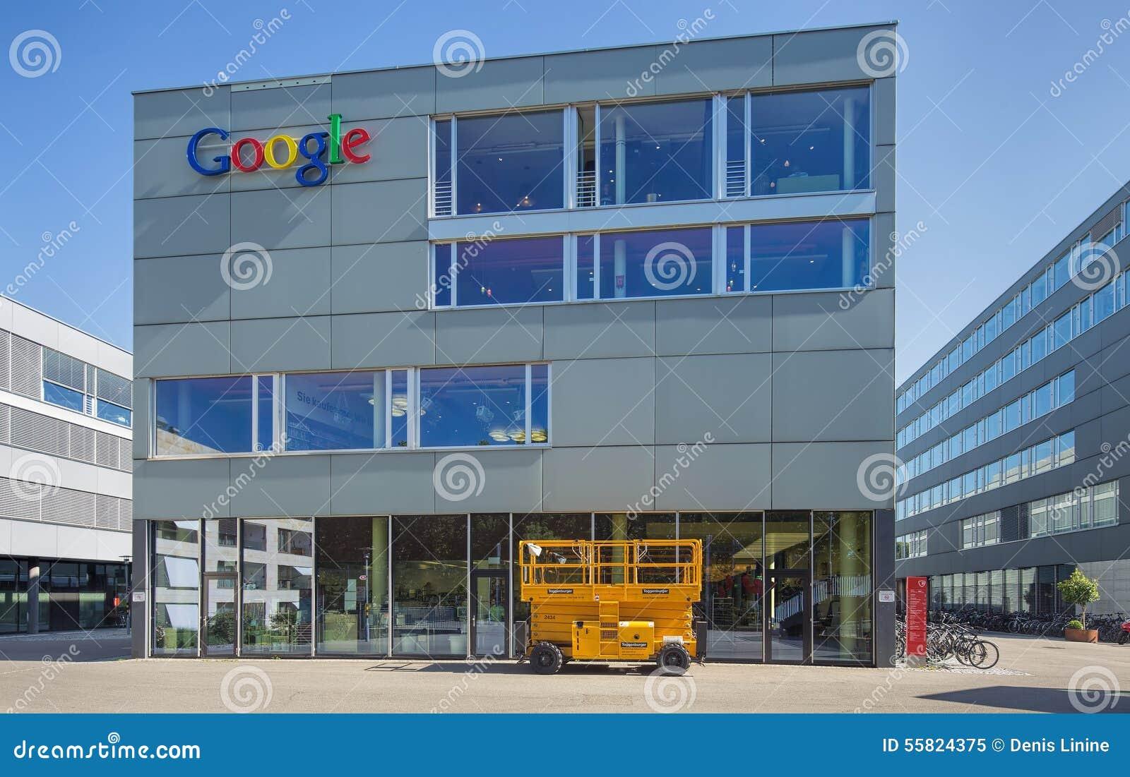 Google emea engineering hub zurich picture gallery office