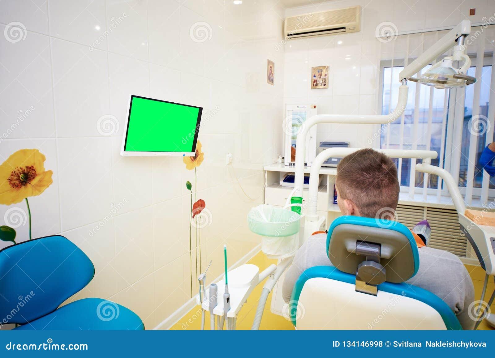 Bureau dentaire, art dentaire, soins dentaires, examen médical