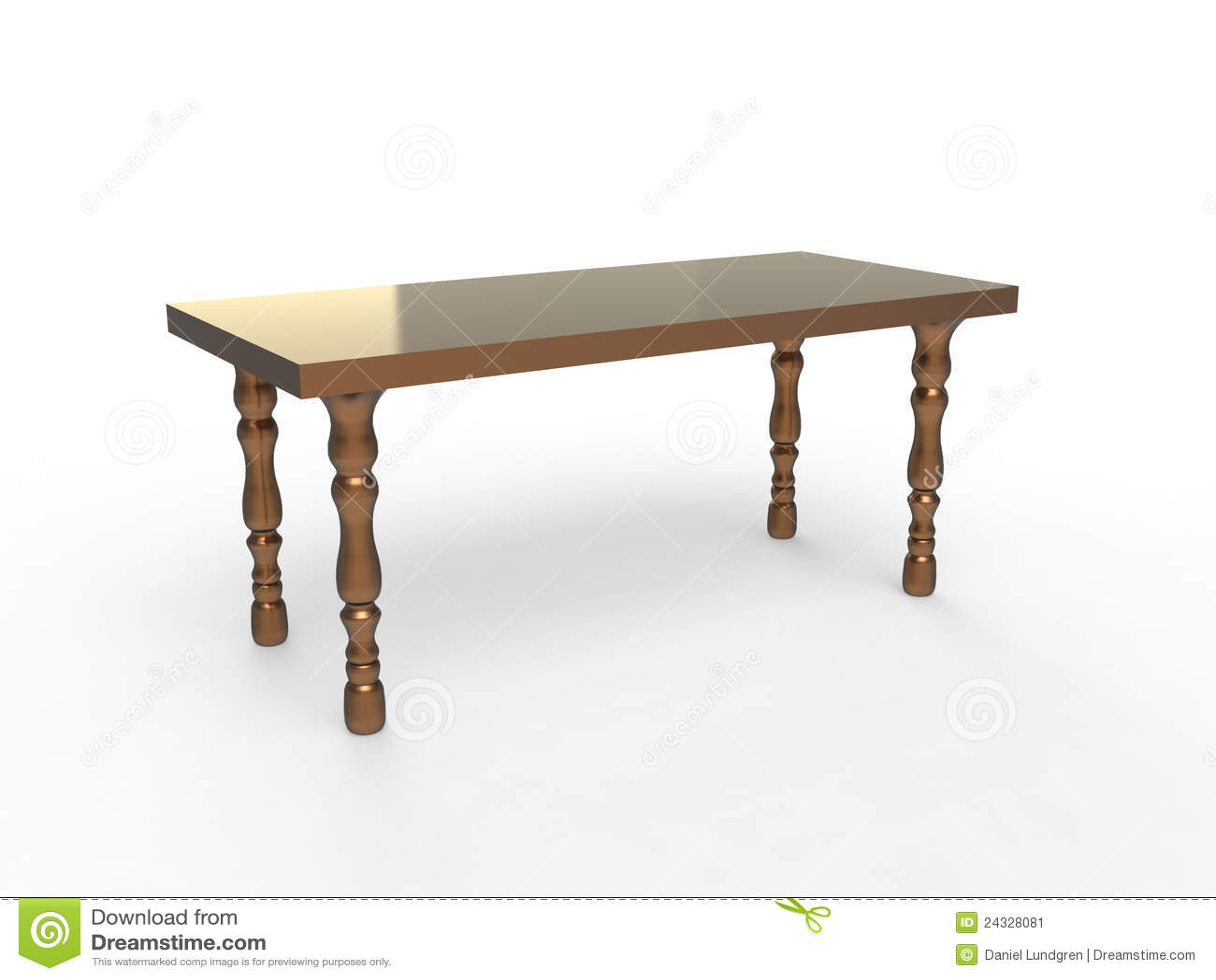 Bureau moderne image stock. image du simple meubles 24328081
