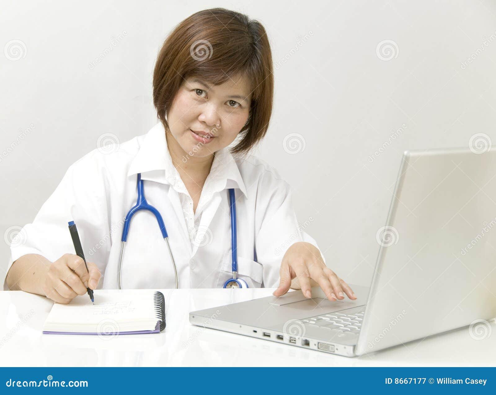 Bureau son médecin