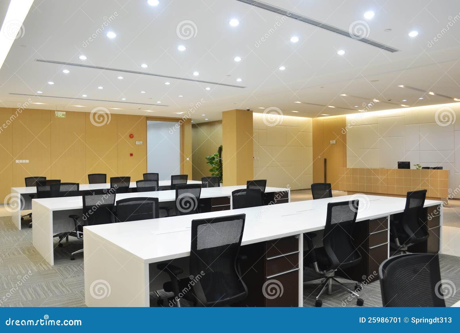 bureau vide image stock image du fond travail donn es