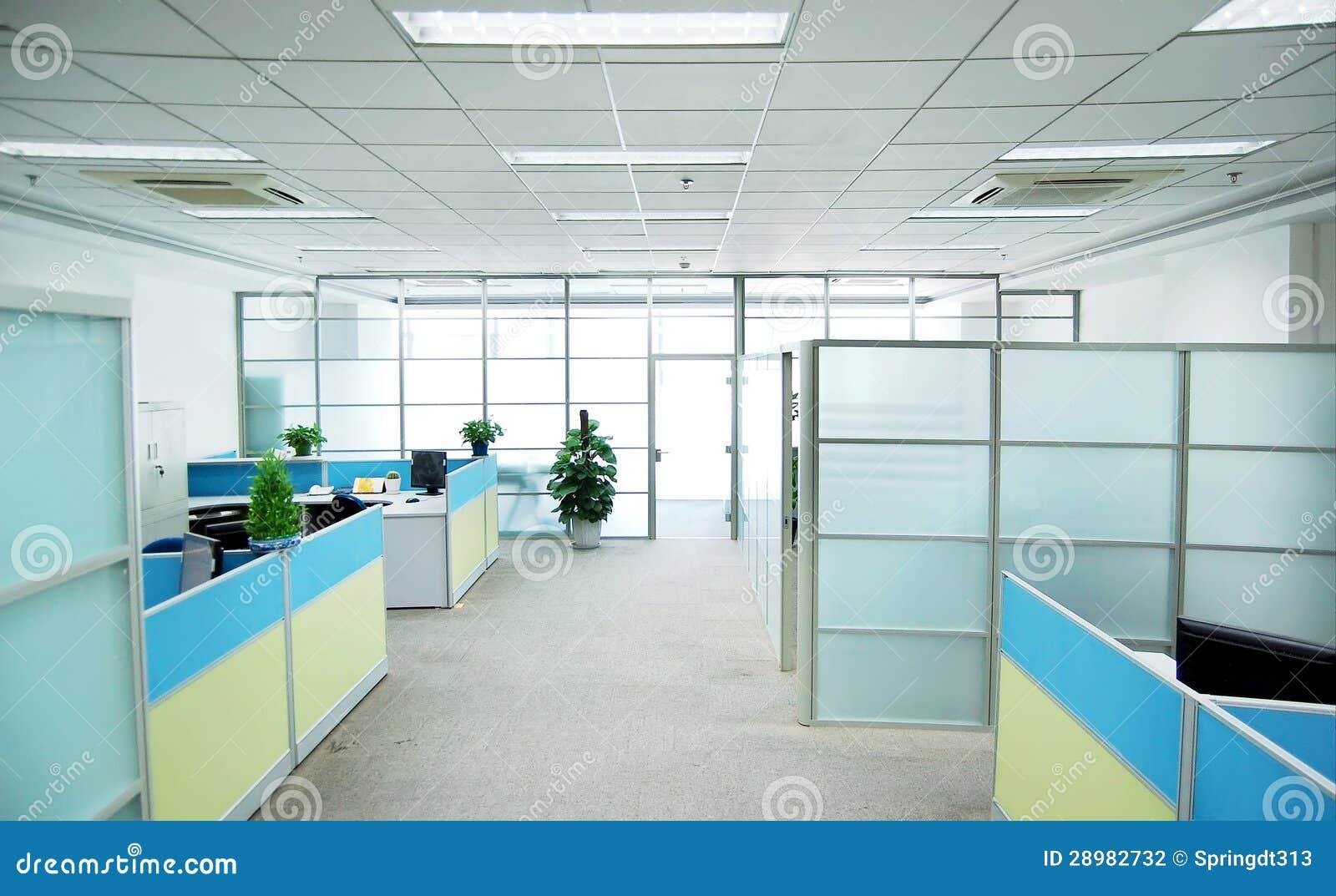 Bureau vide