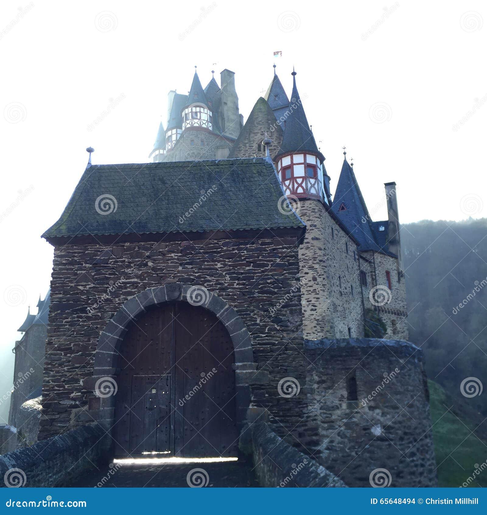 Burg Eltz - château en Allemagne