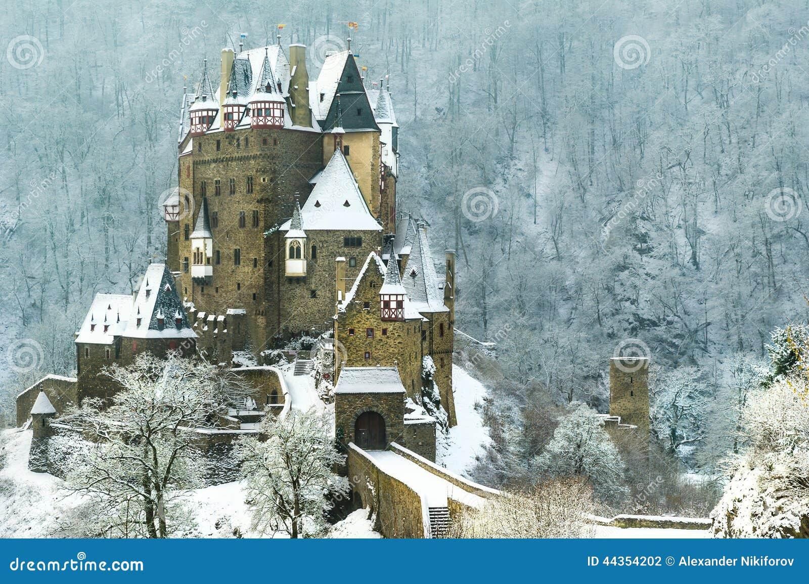 Burg Eltz de château