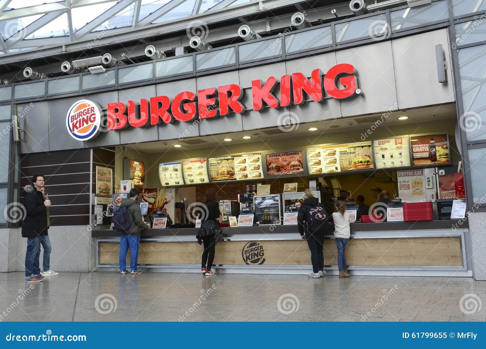Fast Food Madrid