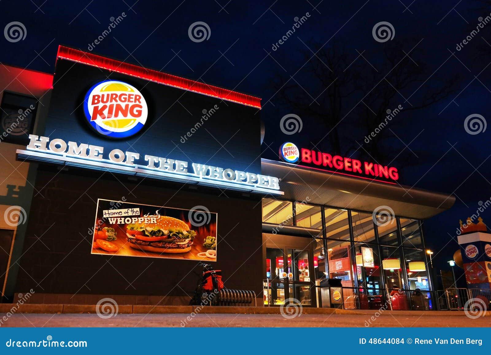 Burger King editorial stock image. Image of deutschland ...