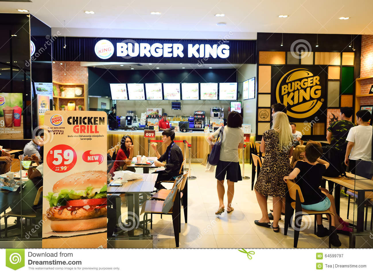 fast food restaurant trends