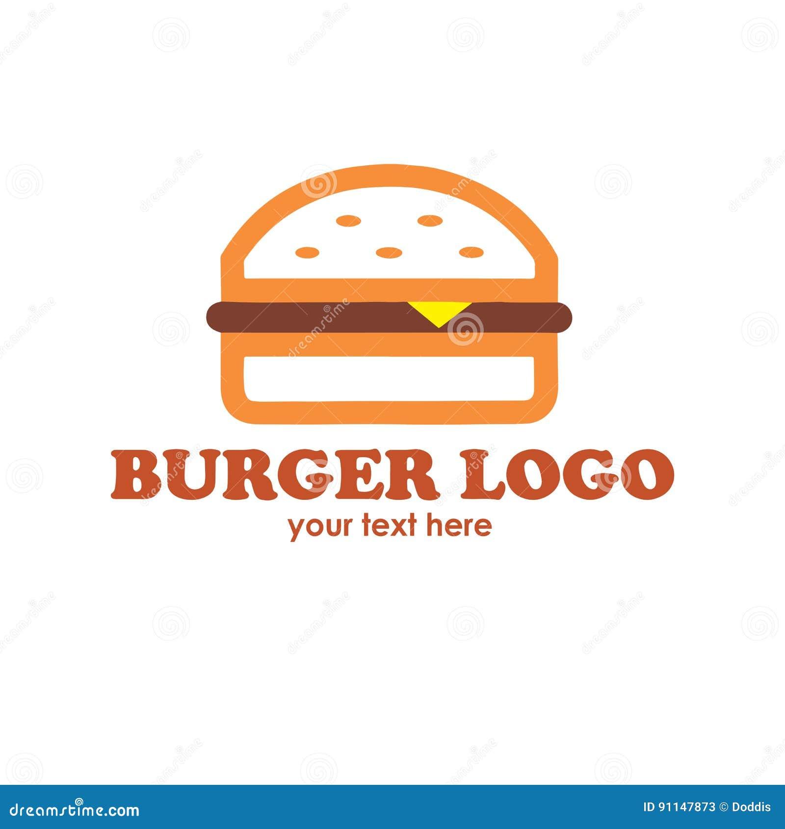 burger text