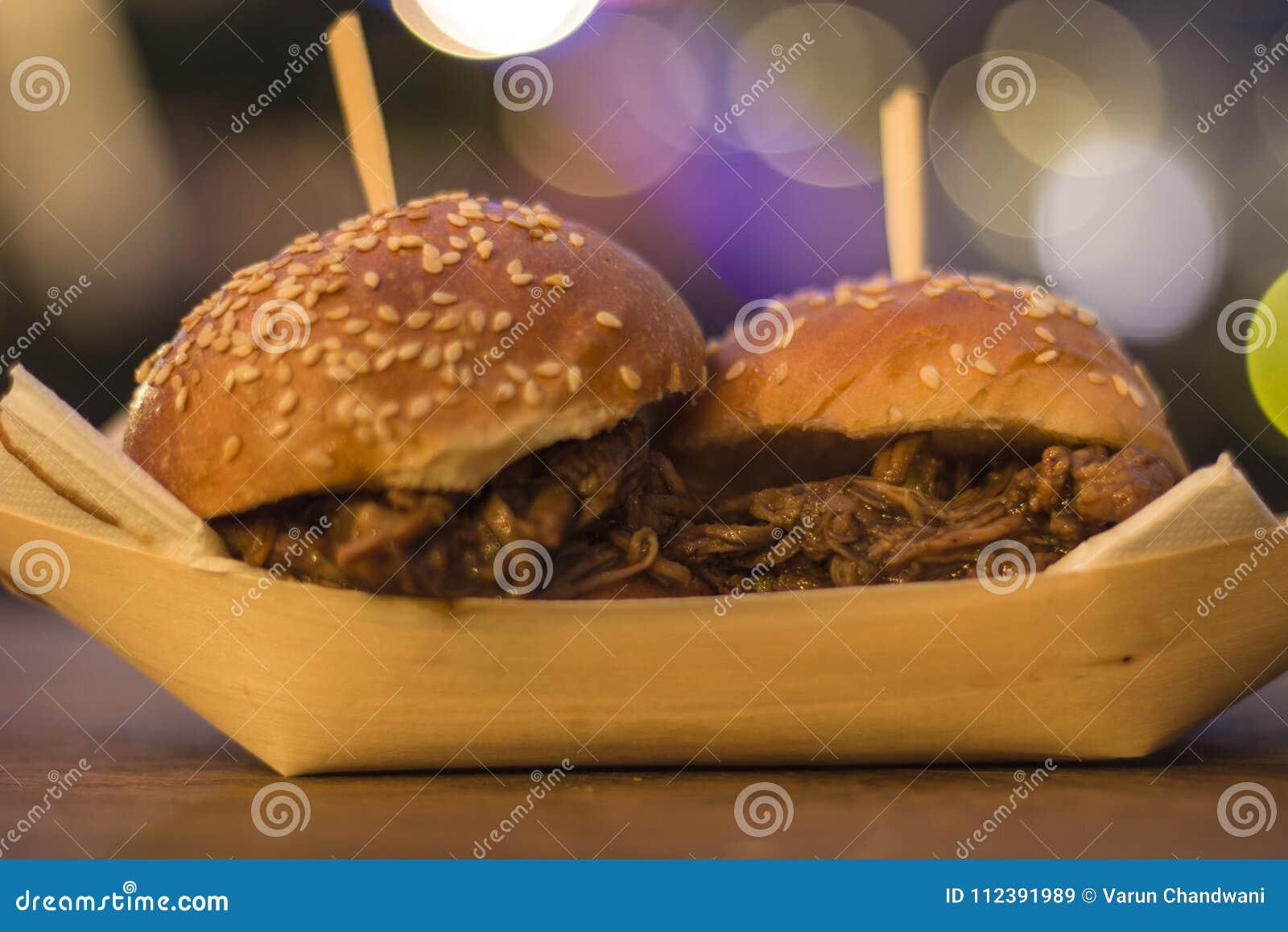Burger, Truck Festival Melbourne