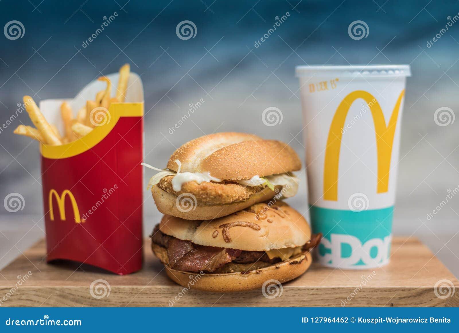 fast food diet drinks