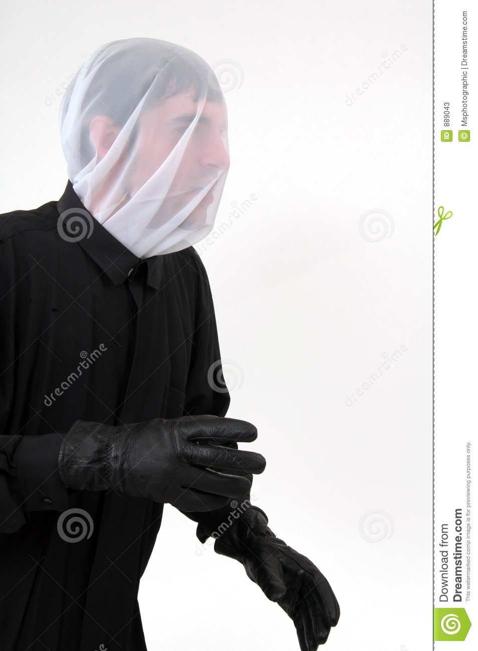 burgler stock image image of male black thief clothes 889043