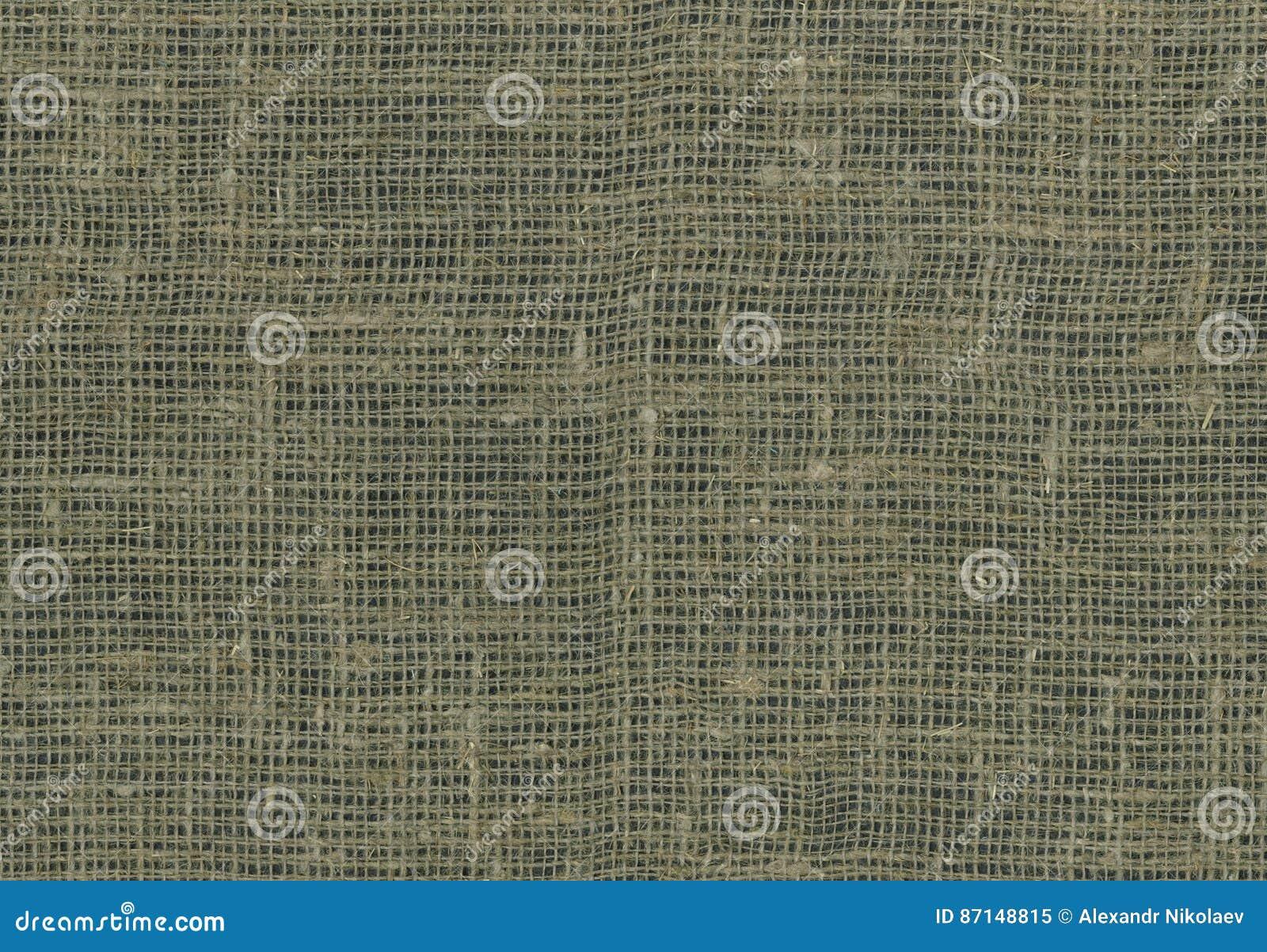 Download Burlap Fabric Coarse Canvas Stock Image