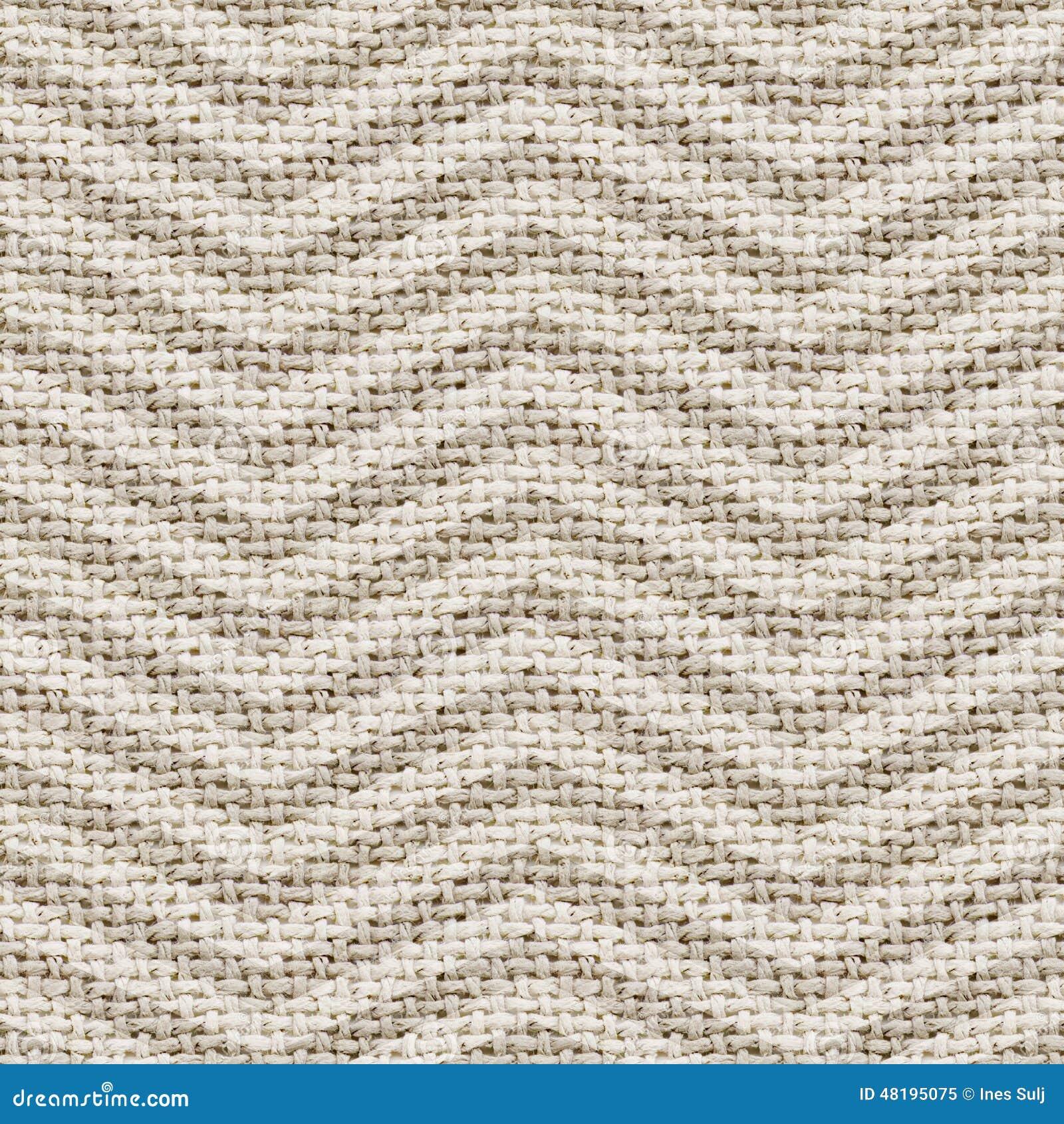 Burlap Texture Digital Paper Tileable Seamless Pattern