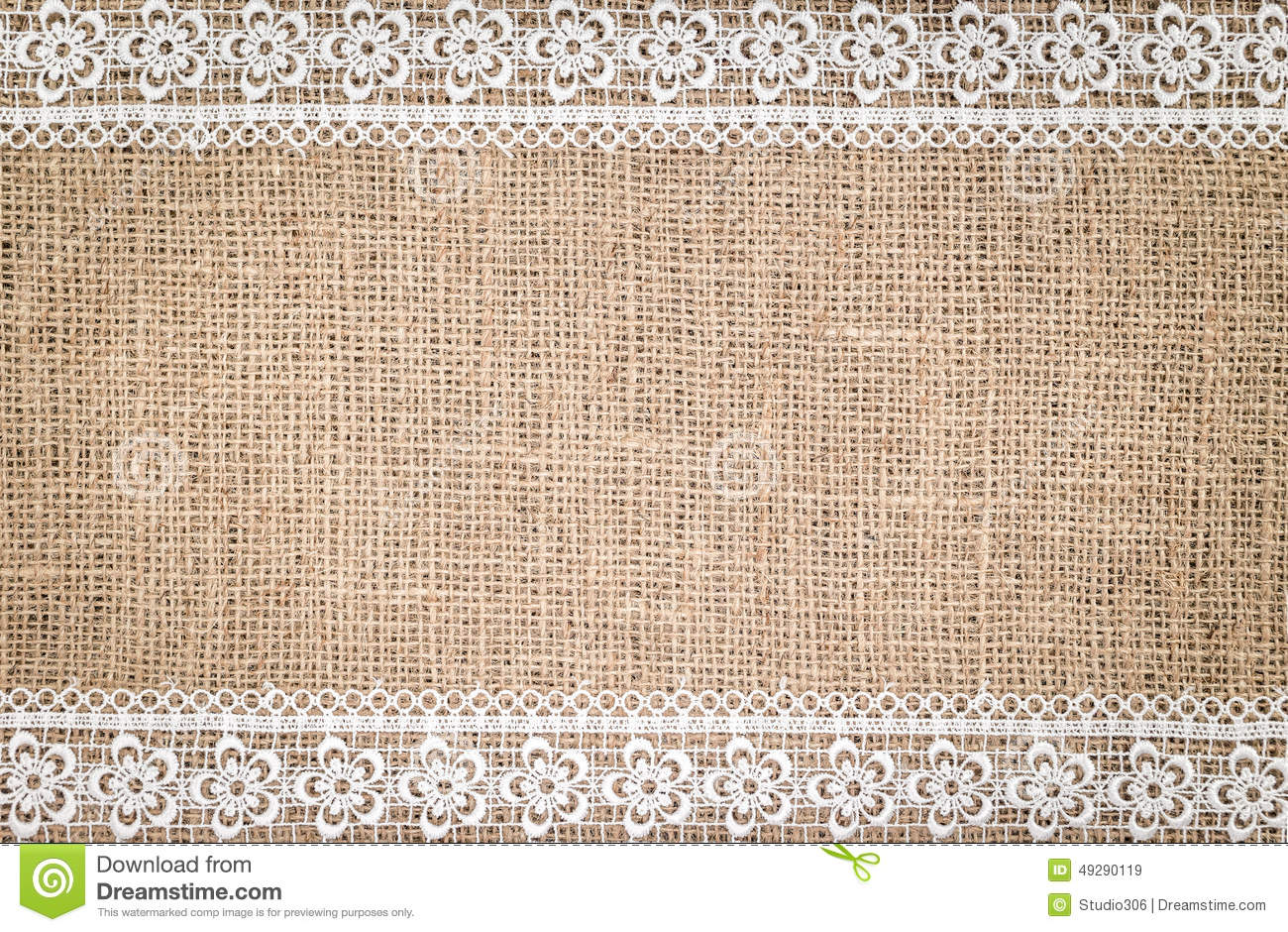 Burlap Texture Stock Image Of Material Abstract