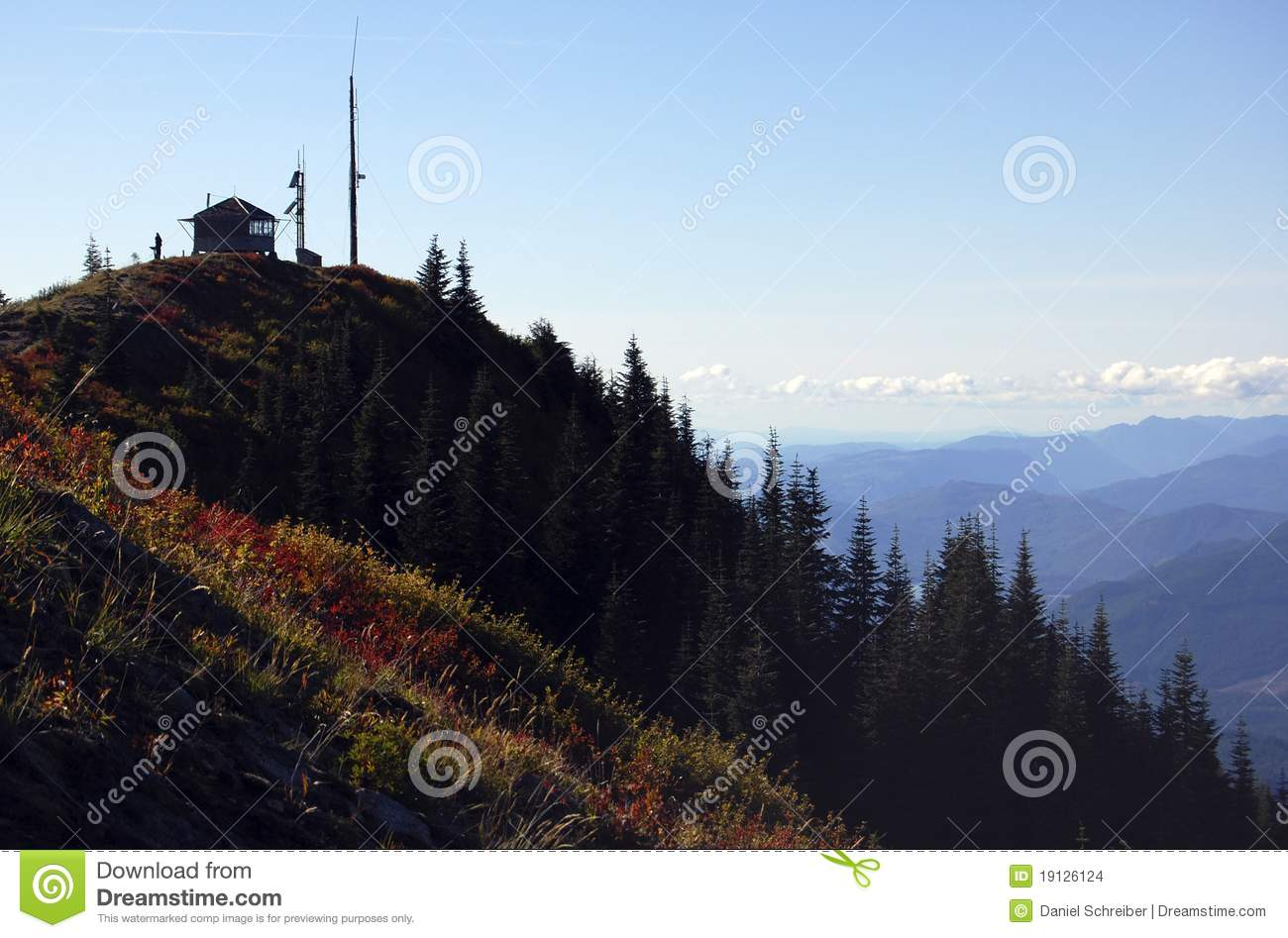 Burley (ID) United States  city photos gallery : Burley Mountain Fire Lookout, Washington state, Gifford Pinchot ...