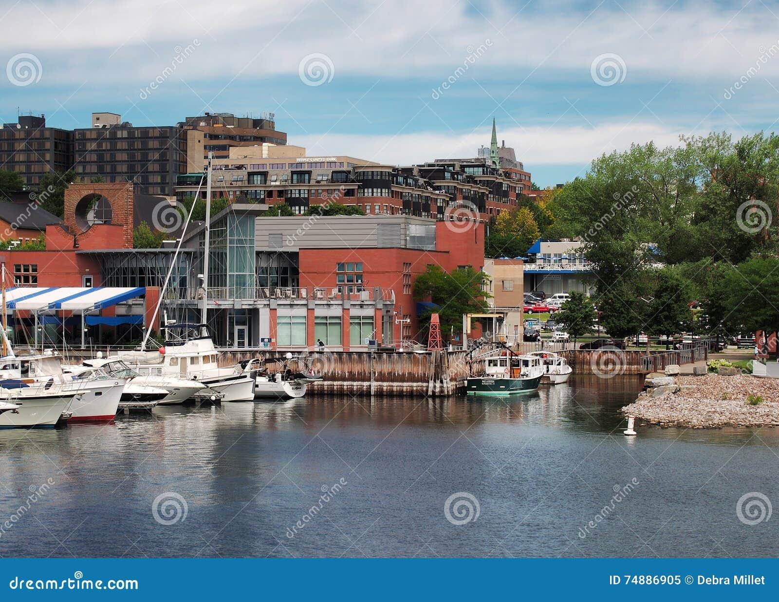 Burlington, Вермонт