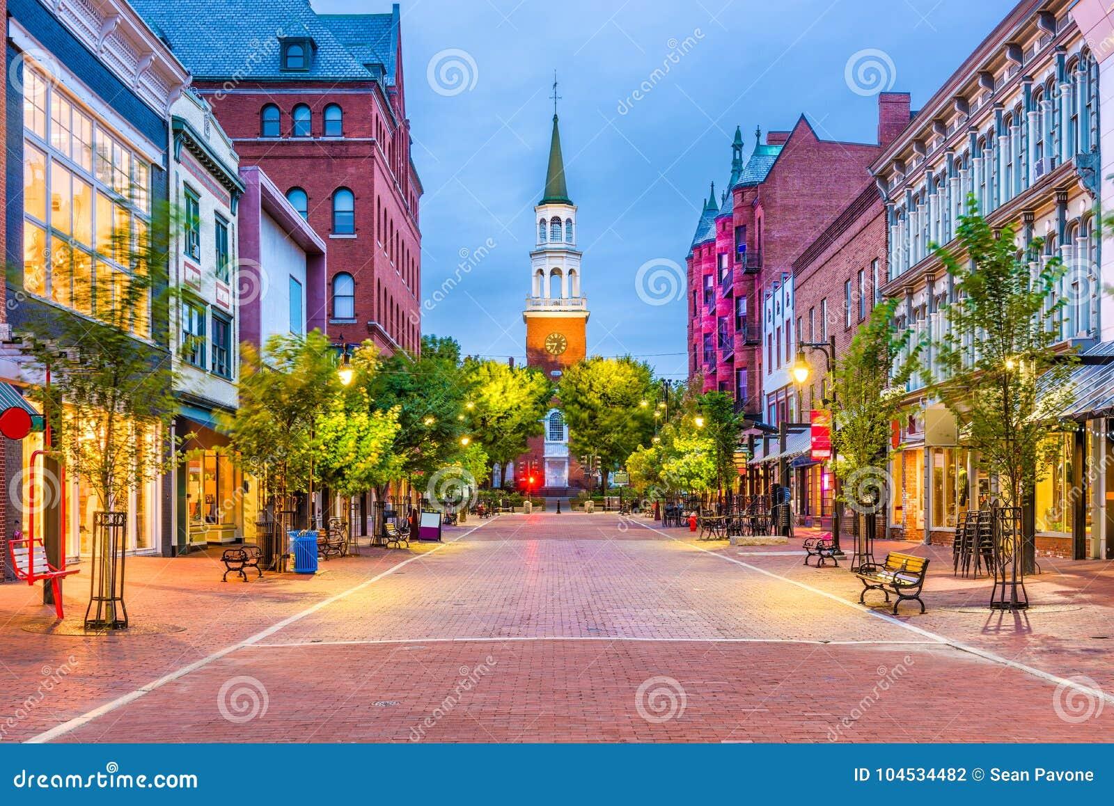 Burlington, Vermont, EUA