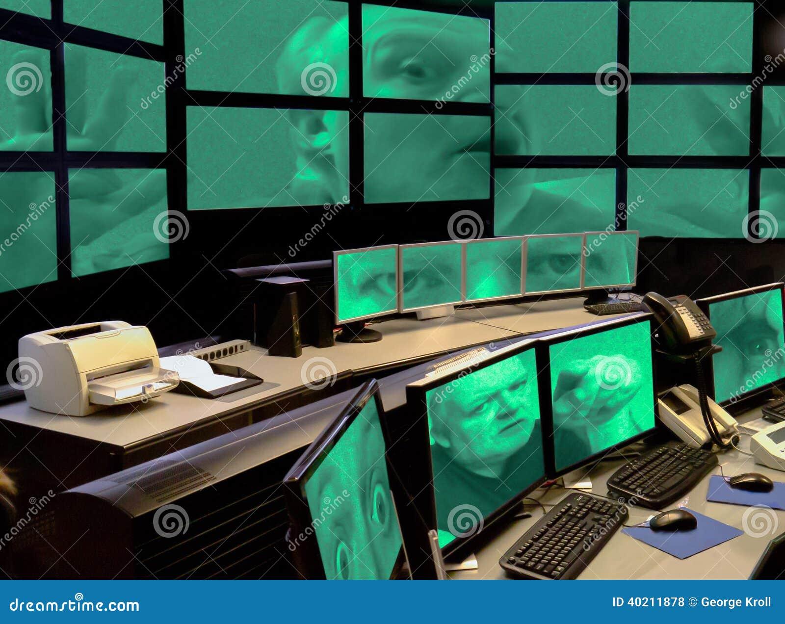 Burlone Del Pirata Informatico Di Computer Che Gioca ...