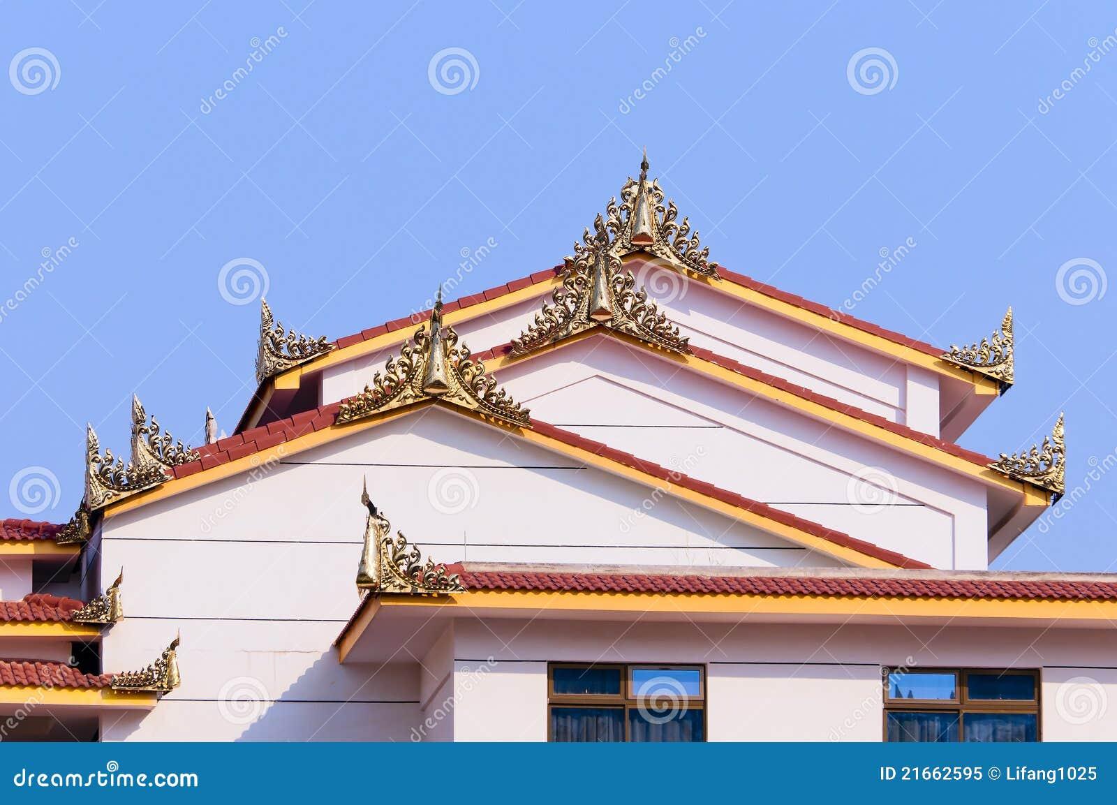 Burma House Royalty Free Stock Photo Image 21662595