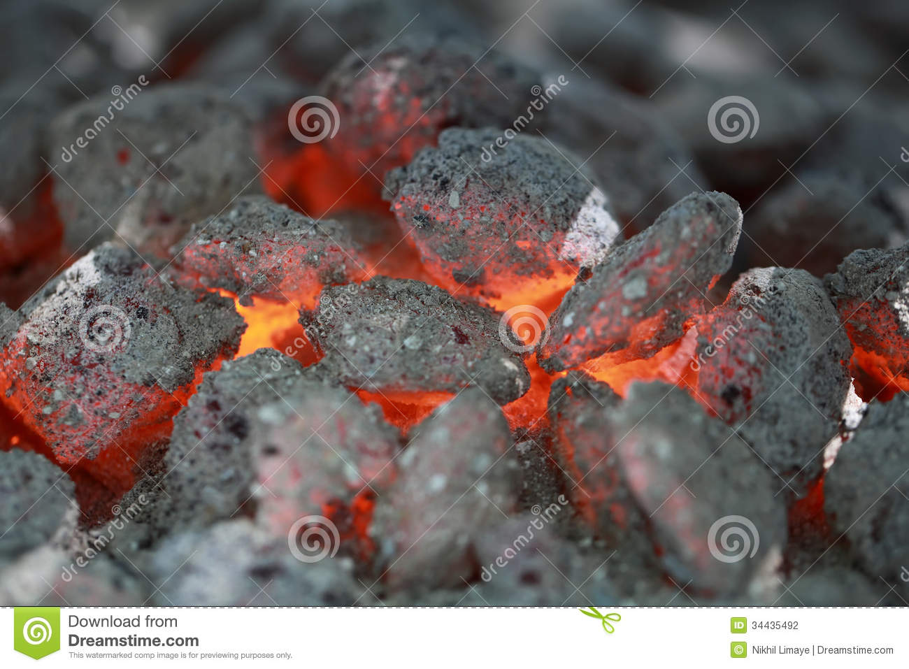 how to keep charcoal burning