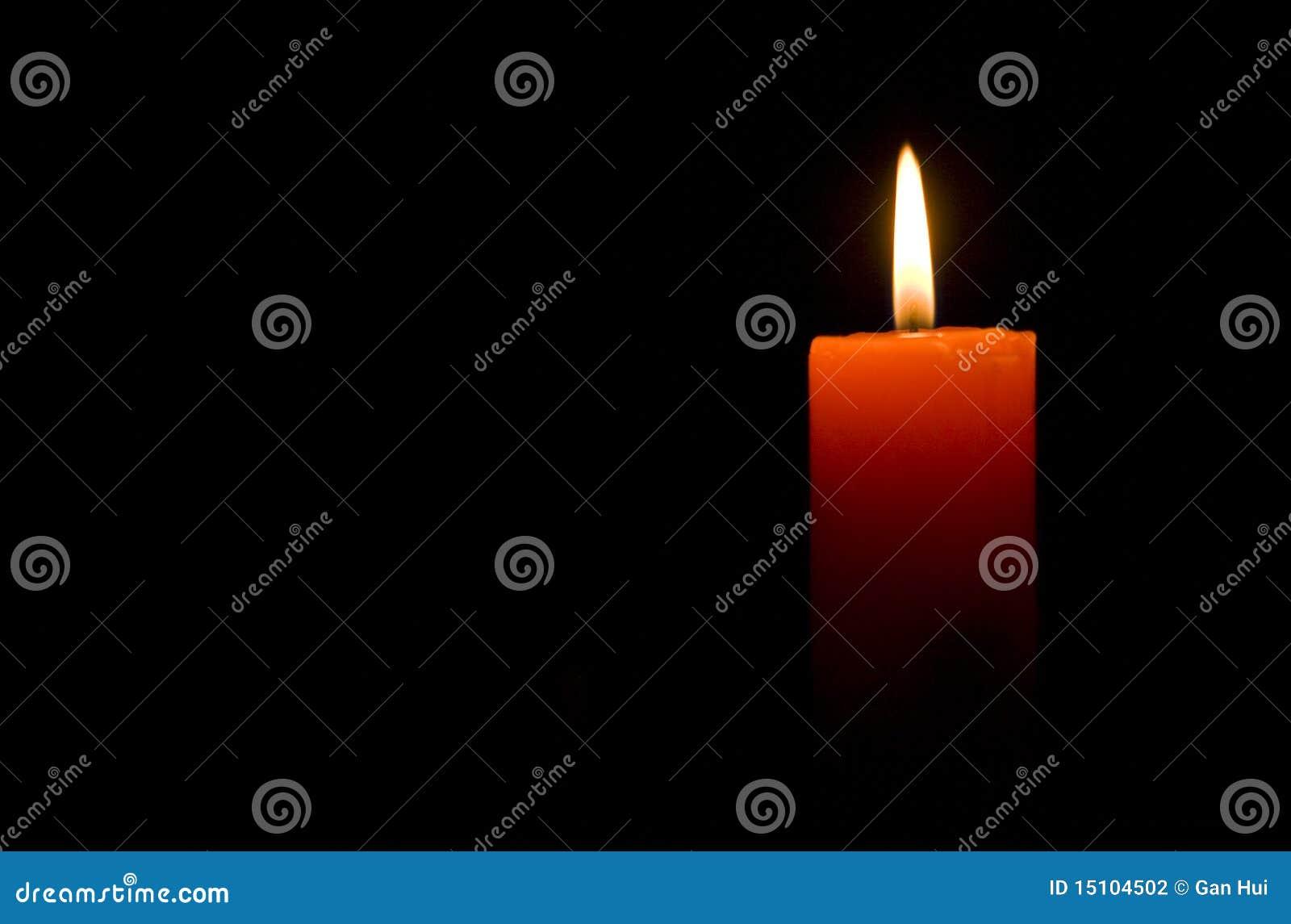 Burning de la vela