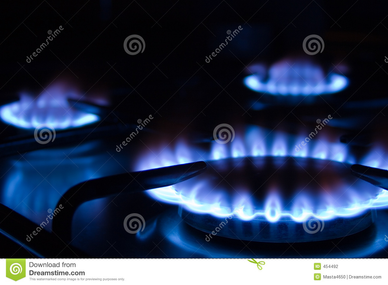 Download Burning Gas 1 stock photo. Image of cook, cuisine, consuming - 454492