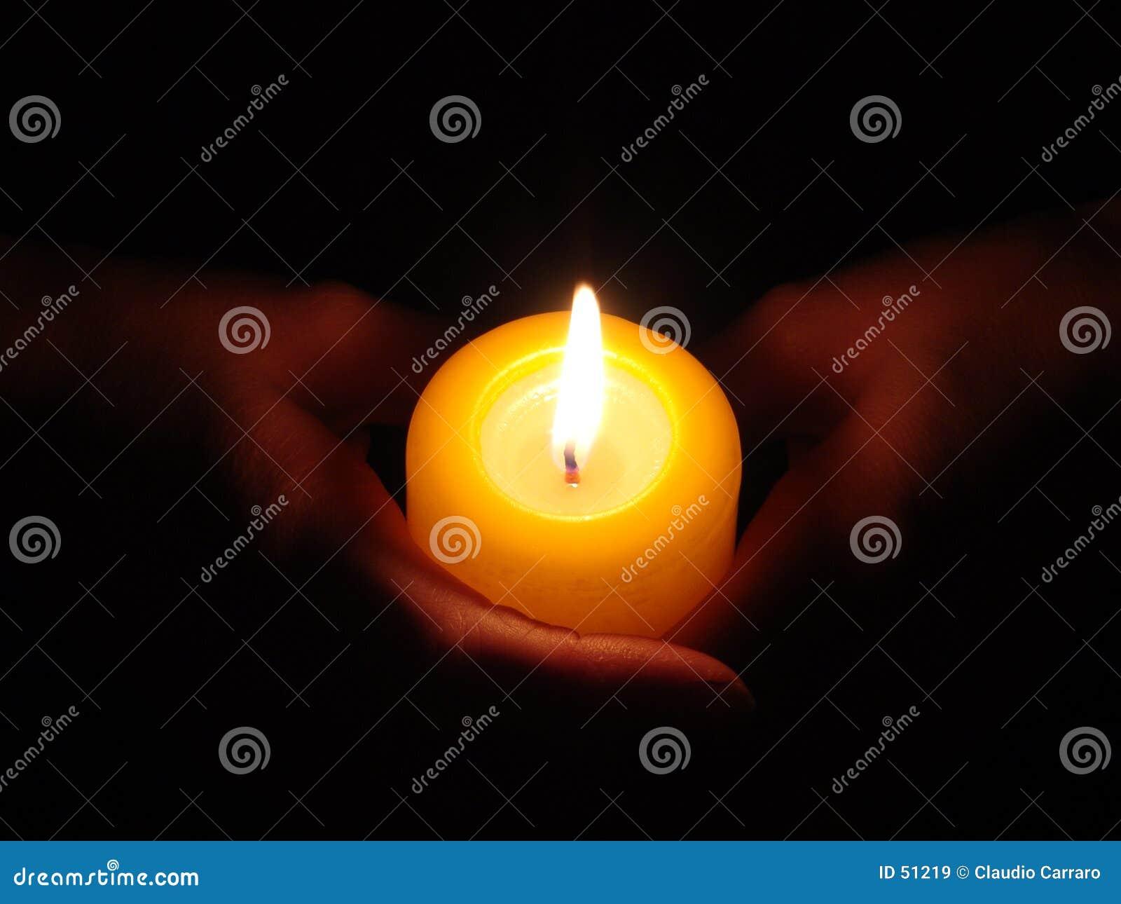 Burning händer