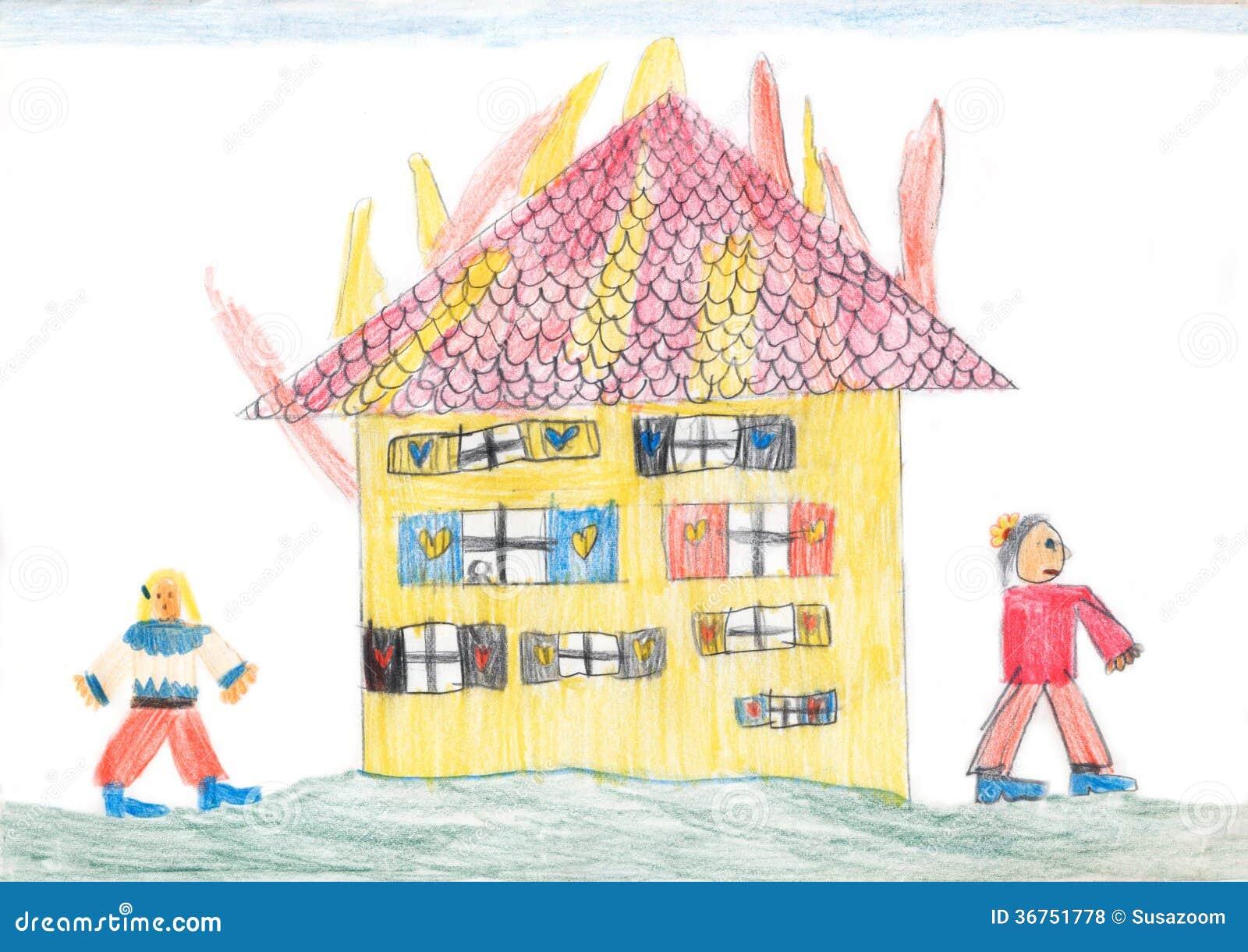 Рисунок дом что это значит