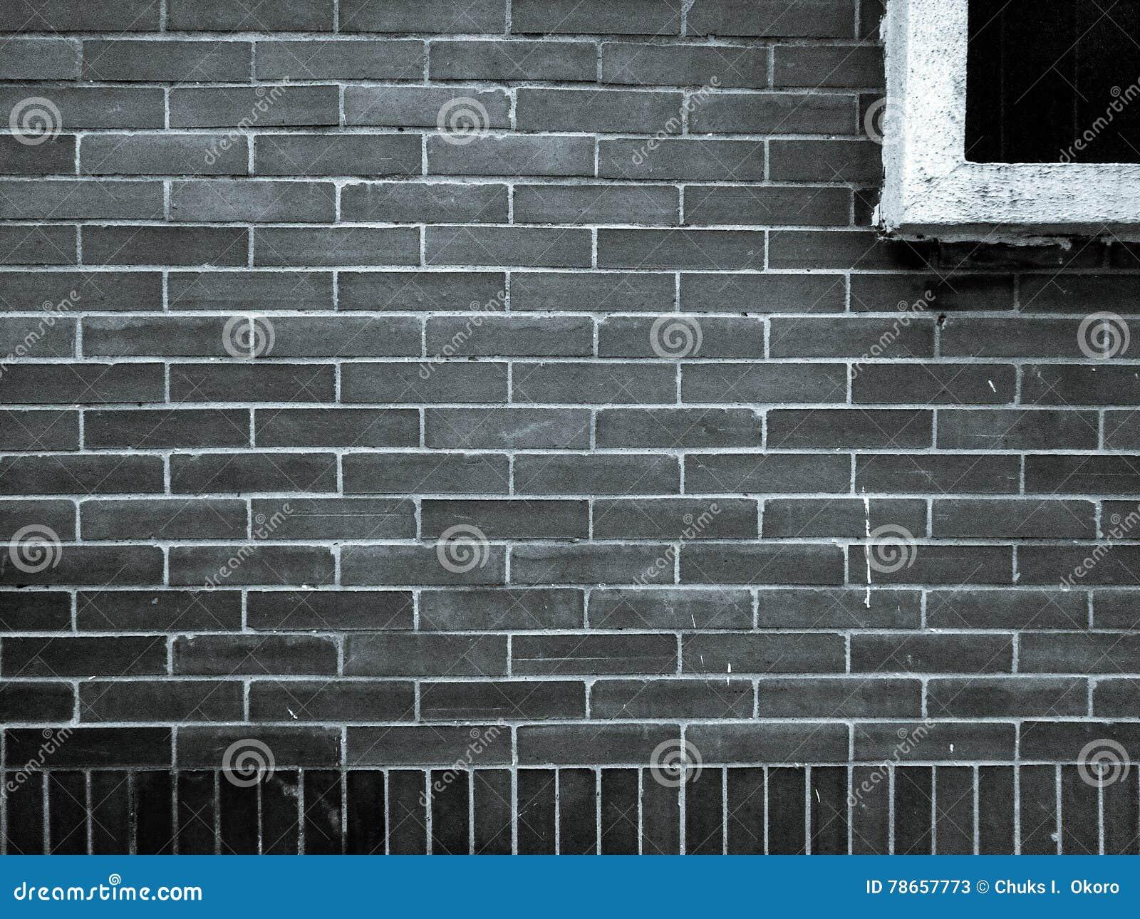 Burnt Clay Brick : Burnt clay brick wall stock photo image