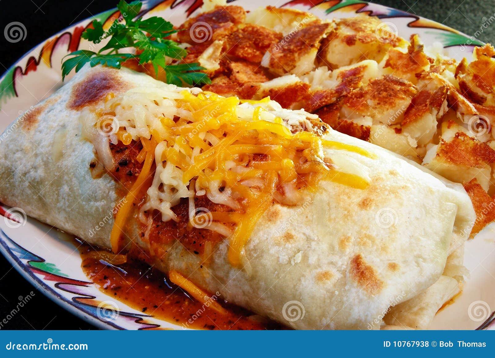 Burrito προγευμάτων