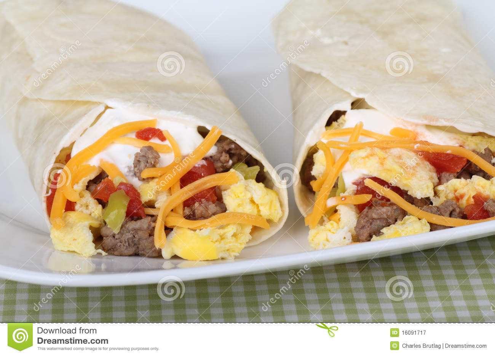 Burritos de Breadfast