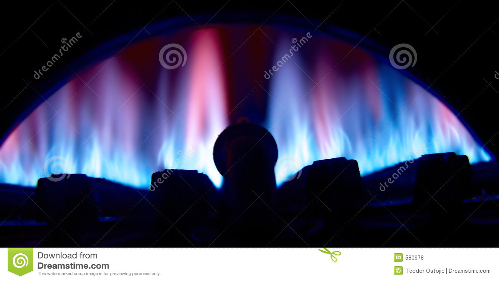 Burrnergas