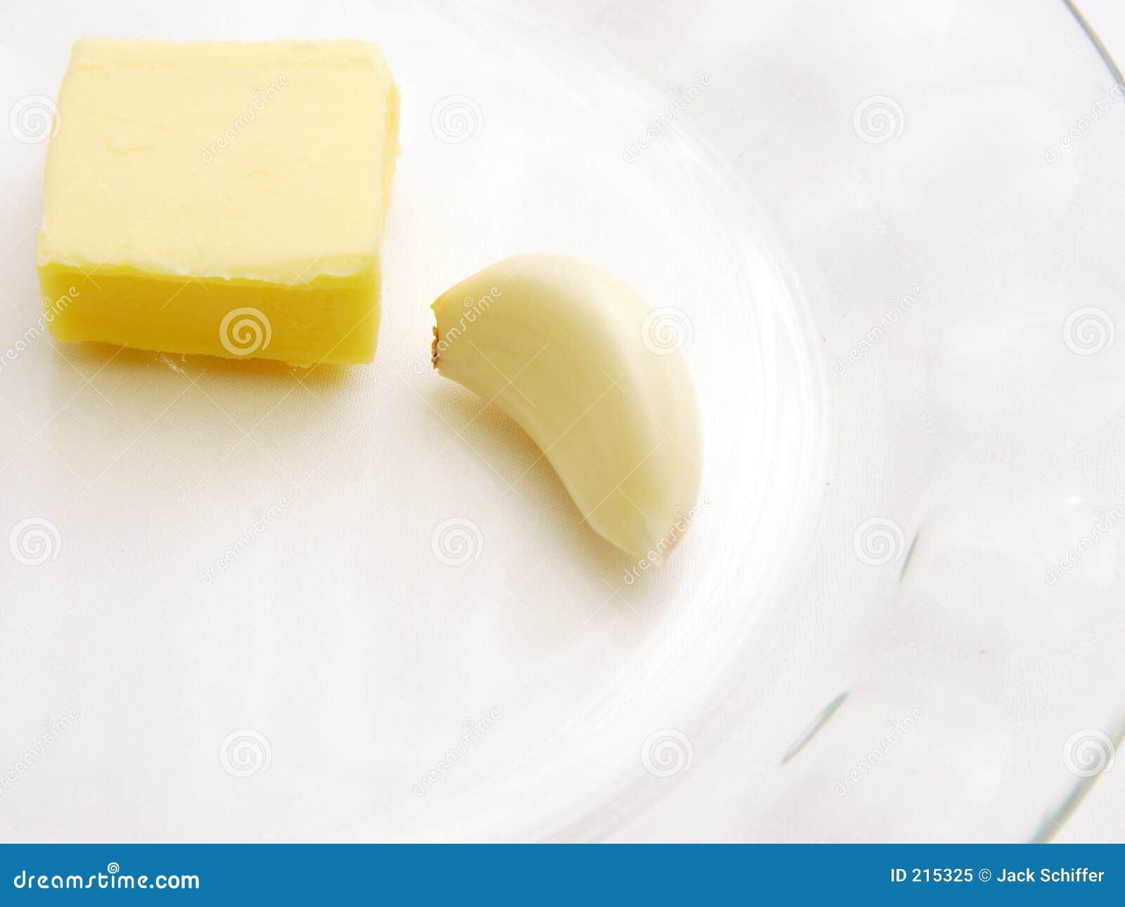 Burro di aglio