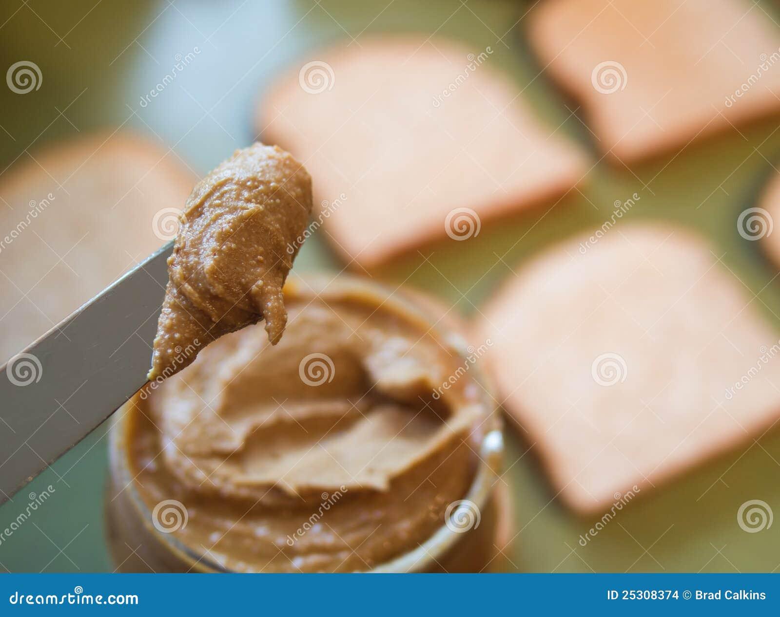 Burro di arachide