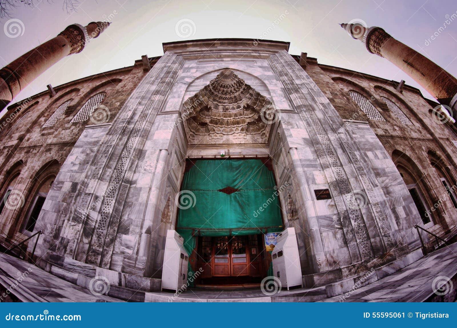Bursa Ulu Camii Great Mosque