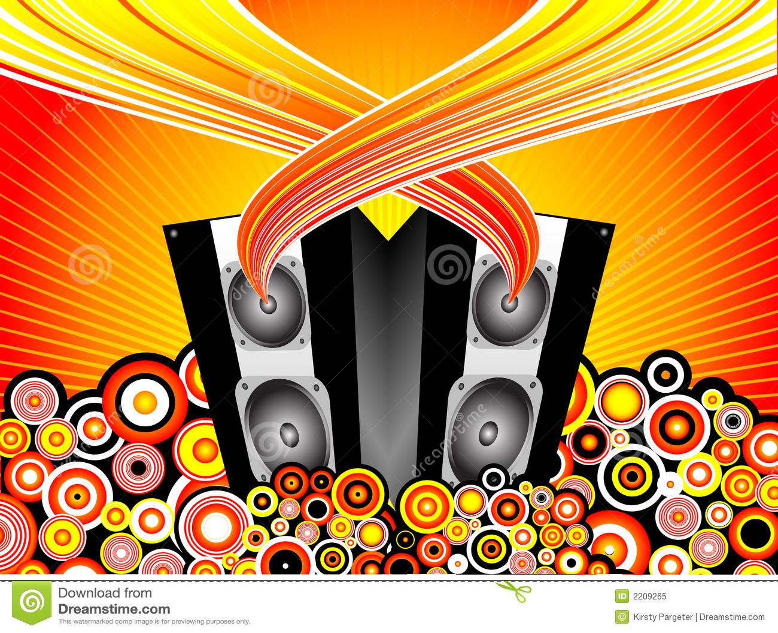 Burst di musica