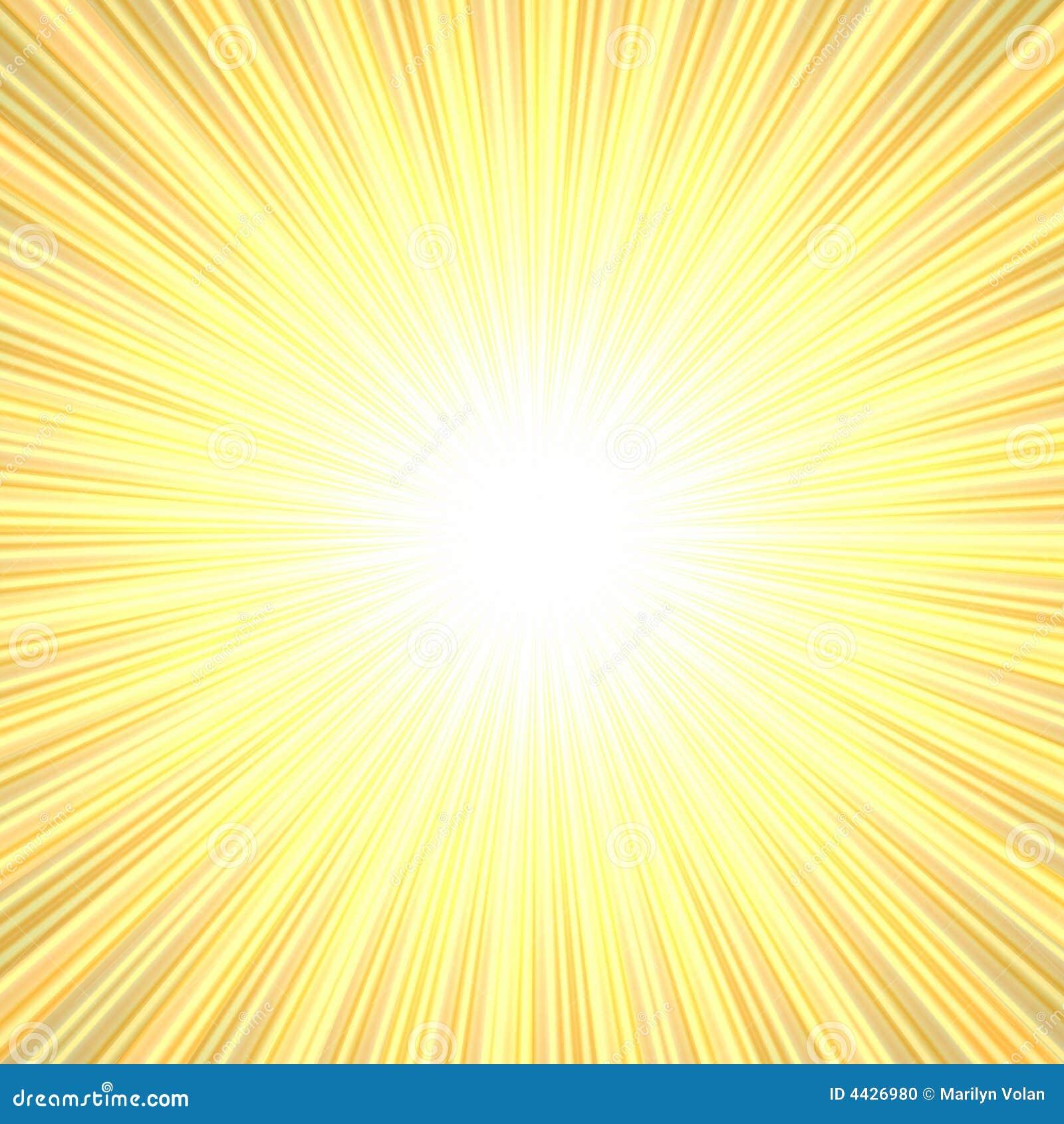 Burst luminoso