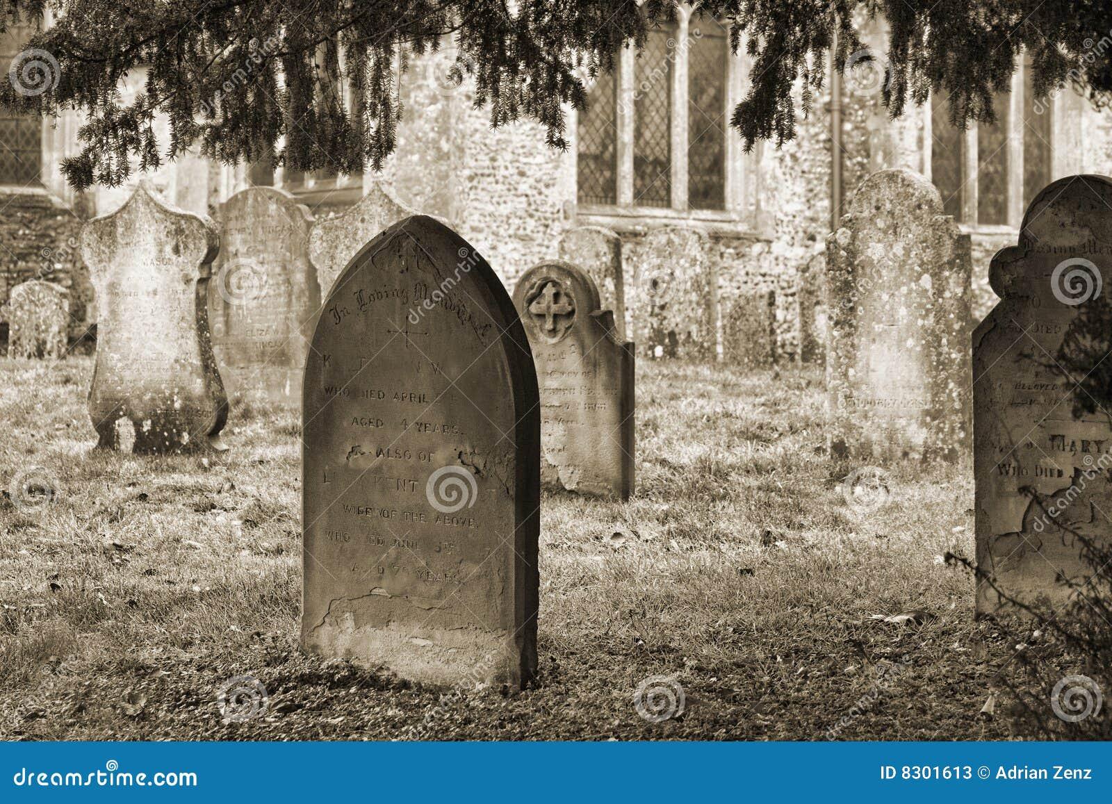 Burwell νεκροταφείο