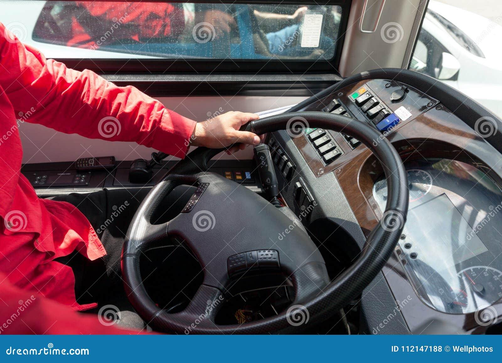 Bus or coach driver