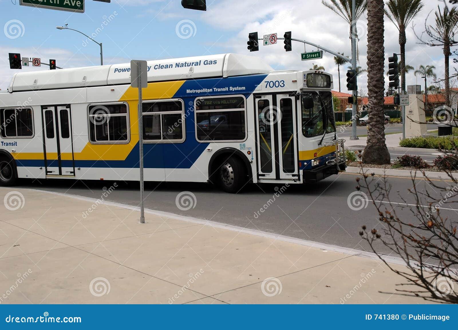 Bus de passage d air pur