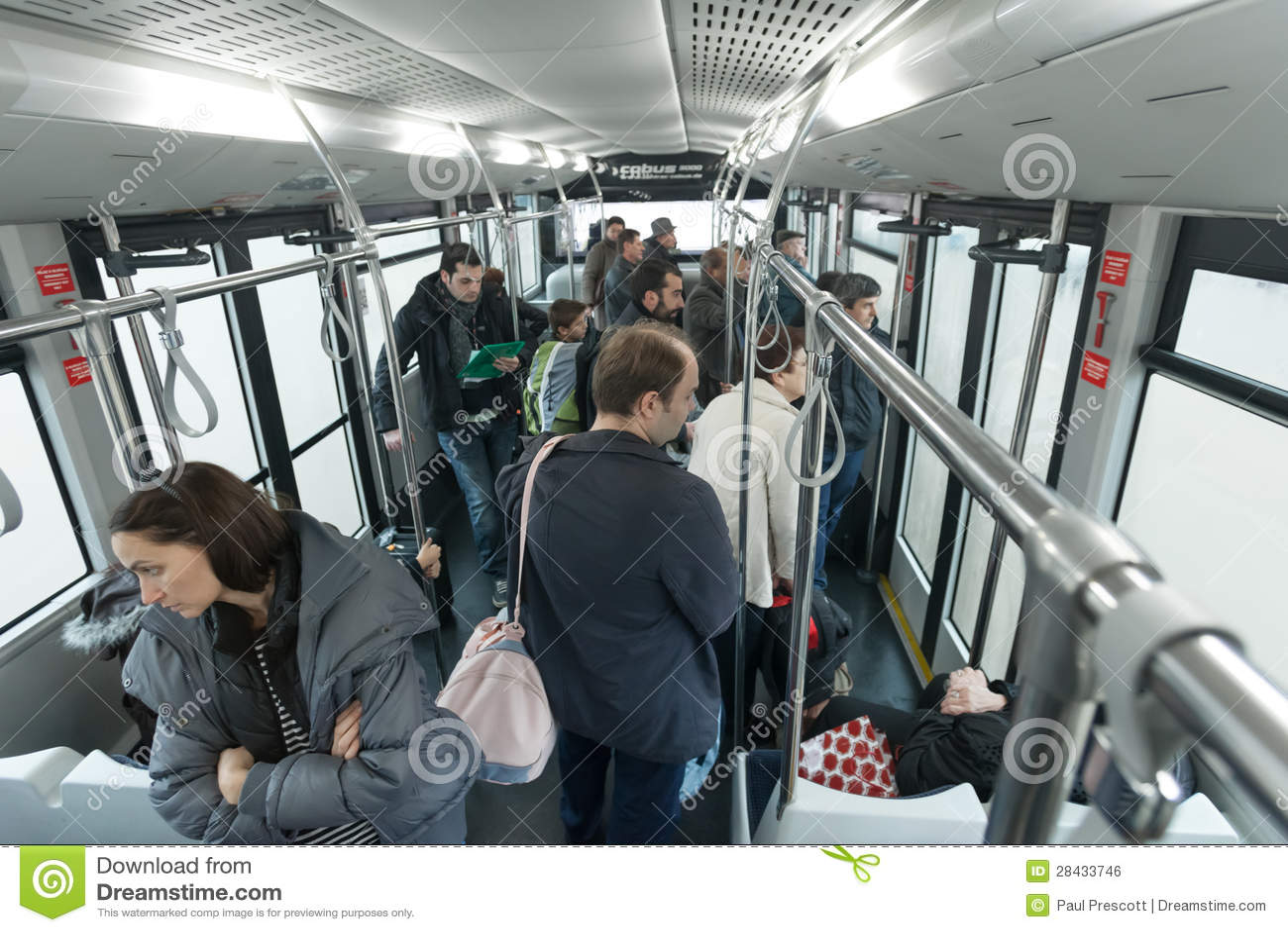 Bus de transit