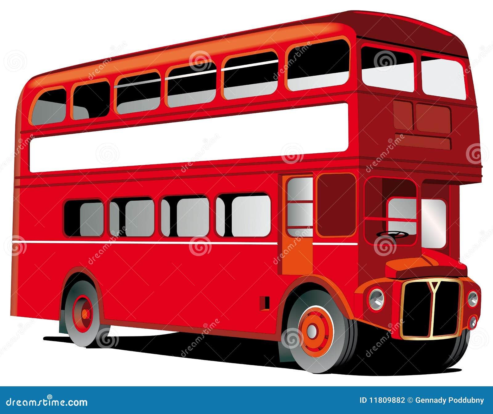 Clipart bus kostenlos