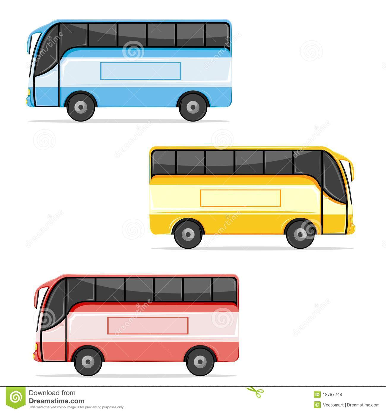 Bus di Colorfull
